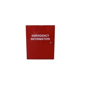 Emergency Information Cabinet - Small