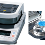 Analytical Measurement  | Moisture Analysers with SRA Technology