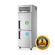 Skipio Combination Fridge & Freezer | SRFT25-2