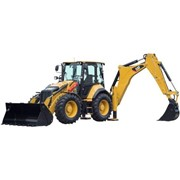 Backhoe Loader | 444F2