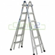 Climb2 Multipurpose Ladder LD750.02
