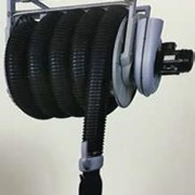 Vehicle Exhaust Emmisions Ducting Hose Reels