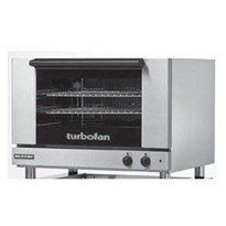 Turbofan E27M2 Full Size Tray Manual Electric Convection Oven