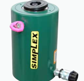 Simplex Hydraulic Steel Cylinders | RLR Series Load Return