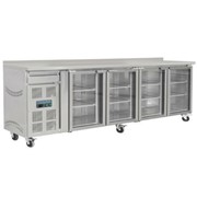 4 Door Bar Fridge