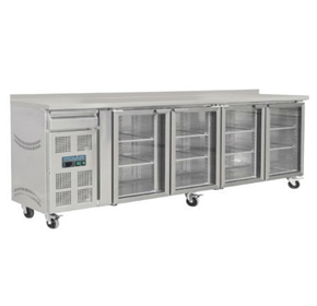 4 Door Bar Fridge | Polar