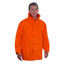 Rainwear - Breathable 3/4 length Rain Jacket [049]