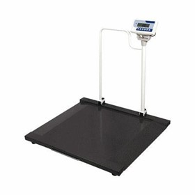 Clinical Scales | 3 in 1 Wheel Chair Scale