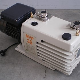 High Vacuum Pumps | Woovac TRP-MVP