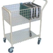 Office File Trolley Cart - TSOFT