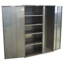 Stainless Steel General Purpose Storage Cabinet - STST01