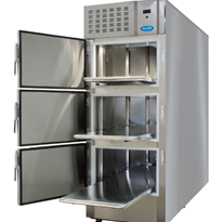Morgue Fridge Freezer | NMF3 Triple Berth | Nuline