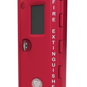 900 Fire Extinguisher Cabinet