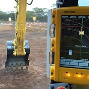 Machine Control | Excavator | Xsite® PRO ADVANCED