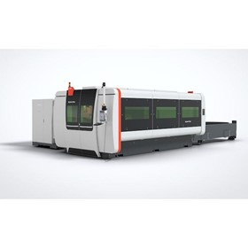 Fiber Laser Cutting Machines I BySprint Fiber