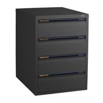 Low Height Cabinet Locker – Four Personal Drawers