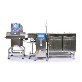 X-Ray & Inspection Systems I X5C & CW3 Checkweighing