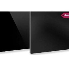 Aluminium Composite Panel 4MM High Gloss Black/PVDF Matte Black ALPV33