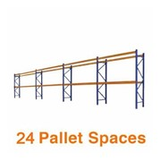 Pallet Racking | 24 Pallet Spaces