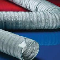 Ezi-Duct CP HiTex 483 Flexible Hose, Exhaust Temperature to +650 °C