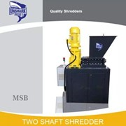 Commercial Economic Hard Disk Double Shaft Shredder Machine
