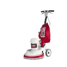 Commercial Floor Polisher | PV25 Suction Polisher