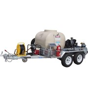 Vanguard Powered Drain Cleaner - Trailer Mounted |  DJ50-170 V31