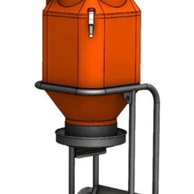 CPS Longopac Separator for Dust Extractors