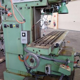 Milling Machine | Universal Mill X6232