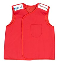BRSV Lead Apron - Magnetic Top and Velcro Skirt - Clearance Sale!