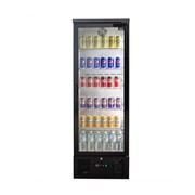 AG Upright Glass Door Fridge – BBU300GV