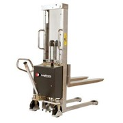 MAVERick Walkie Stackers | Electric stacker, Inox