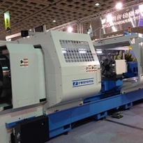 Ex-works Kinwa Big Bore Heavy Duty CNC Lathe