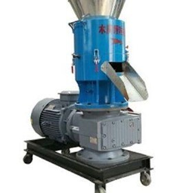 Flat Dia Pellet Machine | SWZ Series