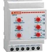 Multi-Function Level Control Relay | Lovato LVM40 Single-Voltage
