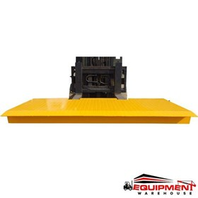Container Ramp for Forklifts