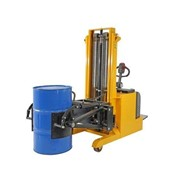 Fully Electrical Drum Stacker & Drum Rotator