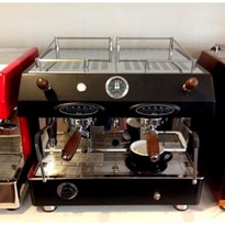 Electric Coffee Machine | Diablo Dual Fuel 2 Group
