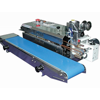 Horizontal and Vertical Band Sealing Machine | Pacmasta
