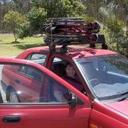 Roof Mounted Wheelchair Hoist for Cars