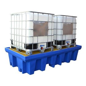 Poly Spill Containment Bund (Double) - 2000L