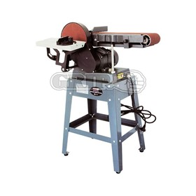 Belt and Disc Sander with Stand | 50515