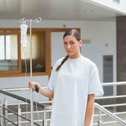 Tie Back Patient Gowns MPG88
