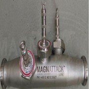 Round Pipe Magnetic Separator
