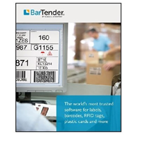 Barcode Labelling Software | Seagull Bartender Professional