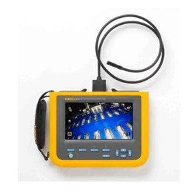 High Resolution Diagnostic Videoscope