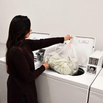 Water-Soluble Laundry Bags (fully biodegradable)