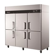 Turbo Air Top Mount Freezer Split Door - KF65-6