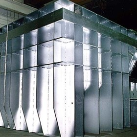 Inductotherm | Galvanizing Pots | Channel Coating Pots