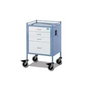 Oxford Anaesthetic Carts - OX18-4090, OX18-4060, OX18-4065/OX55-4065